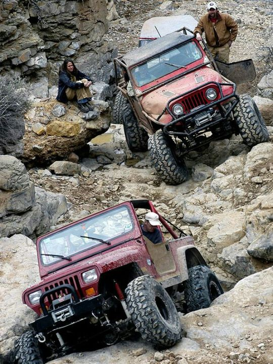 Jeep With Jeep Village Offroad Jeep Offroad Jeep Yj
