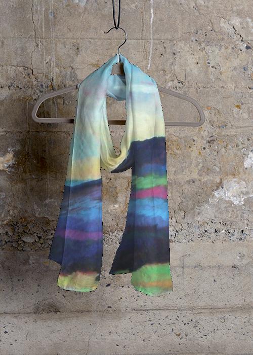 Cashmere Silk Scarf - Prayer by VIDA VIDA Cheap Lowest Price Outlet 2018 Unisex YGzm10i