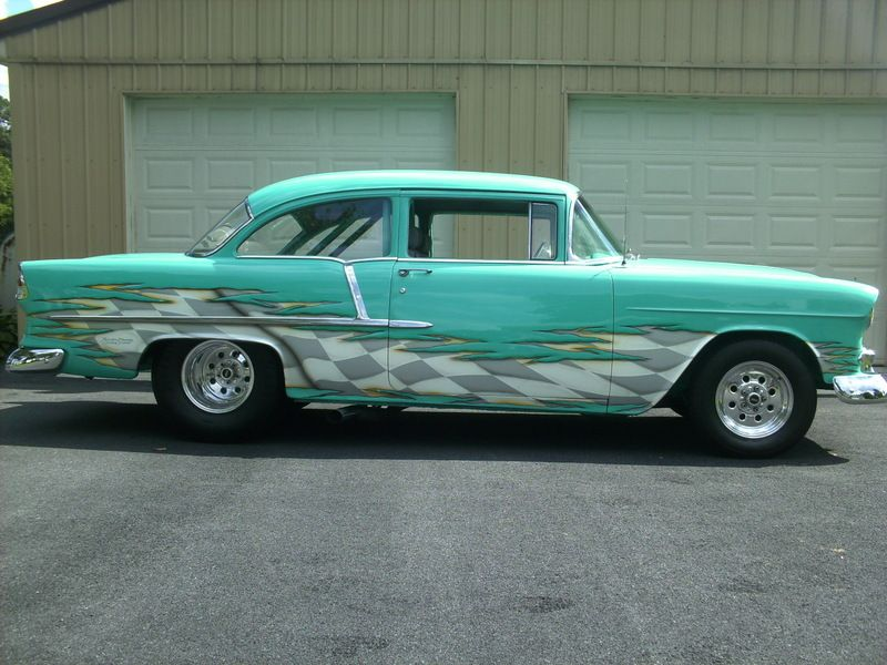 1955 Chevrolet 2dr sdn for sale by Owner - Elverson, PA ...