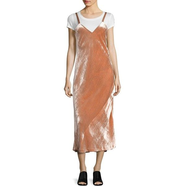 Annex Velvet Midi Dress A.L.C. rOnKun