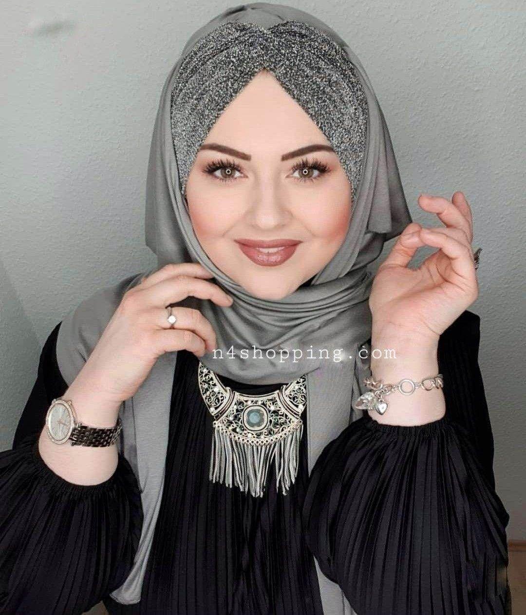 Hijab Headscarves Shawl Turban Turkishstyle Bonnet Hijabtutorial Modanisa Differenaz Tulipaturba N4shopping حجاب توربان Head Scarf Fashion Model