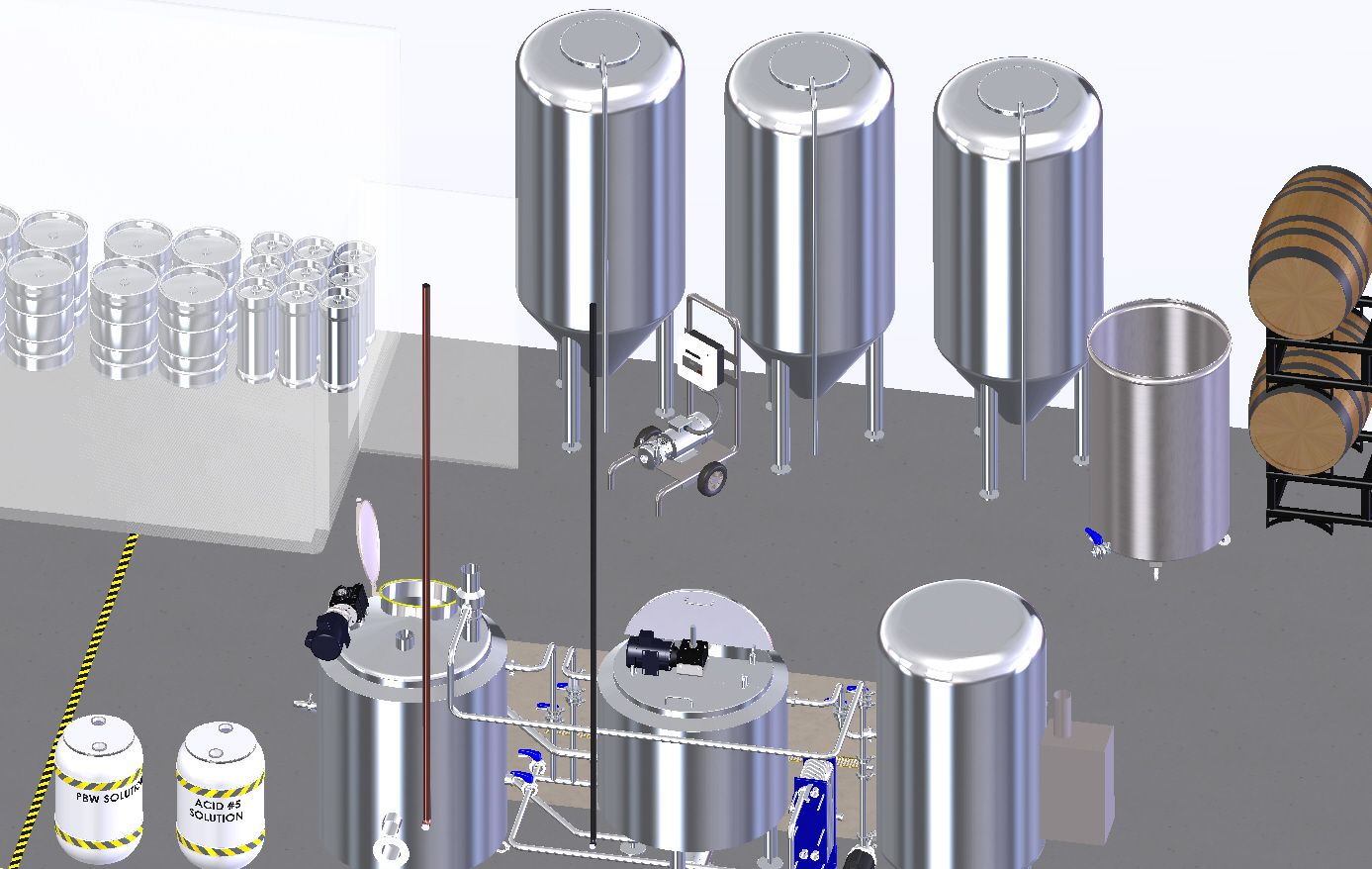 architectural plans for a micro distillery Google Search