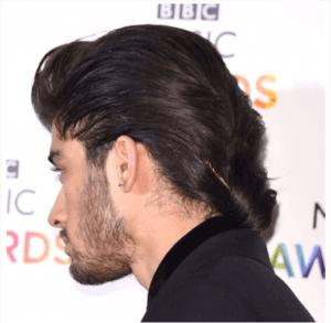 Zayn Malik Hairstyle Back View Zayn Malik Hairstyle Zayn Malik Hair Styles