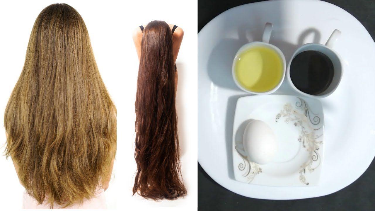 بيضة فقط لتطويل الشعر بسرعة جدا من الاستعمال الاول وتنعيمه وتكثيفة علاج Charger Pad