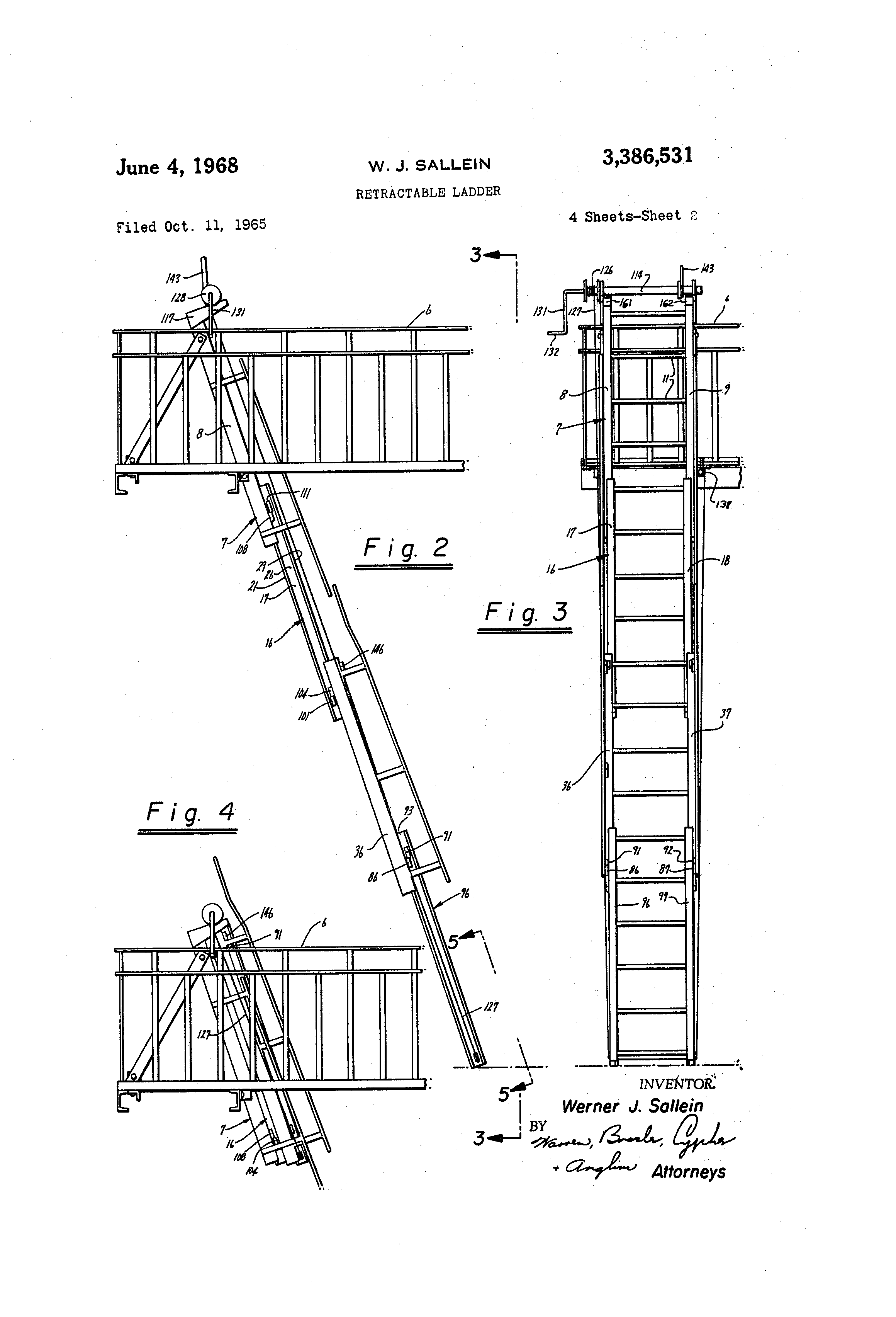 Pull Down Fire Escape Ladder Google Search Retail