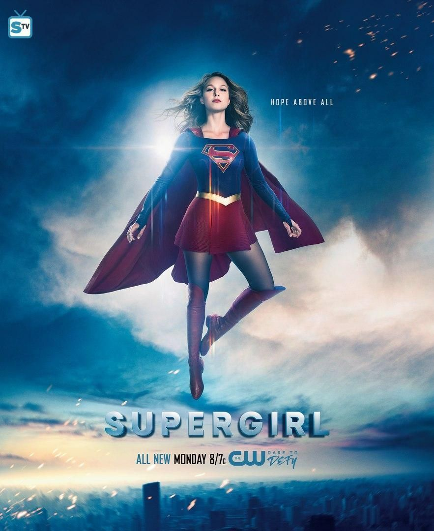 Assistir Serie Supergirl Todas As Temporadas Dublado E