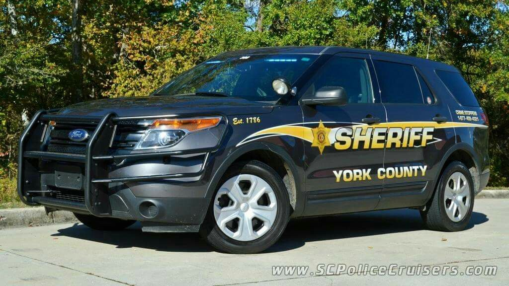 York County Sheriff S South Carolina Highway Patrol Ford Police Emergency Vehicles
