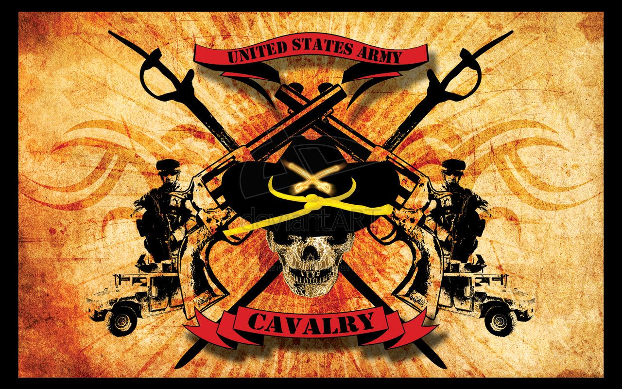 Image result for U.S. Army Cavalry Scout Painting