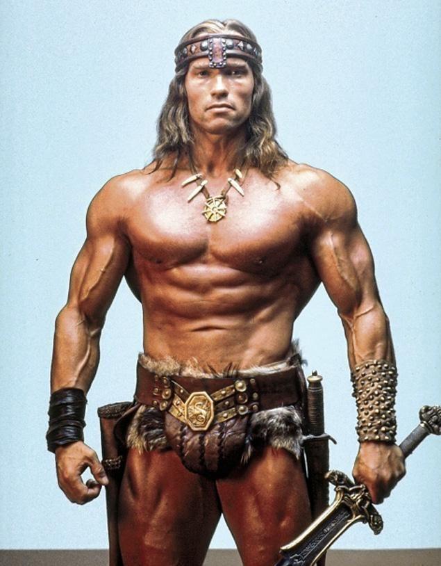 Arnold Schwarzenegger Confirmed In King Conan Arnold Back Conan Movie Remake Jpg Jpeg Image 635 81 Conan The Barbarian Conan Movie Conan The Barbarian 1982
