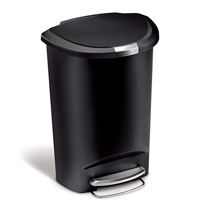 Grau OXO Good Grips K/üchenabfalleimer Komposteimer Plastik