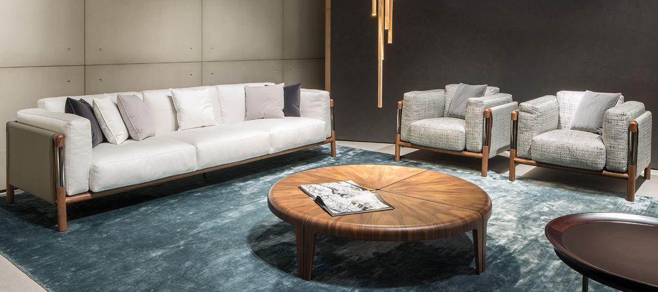 made in Italy Urban sofa, project by Carlo