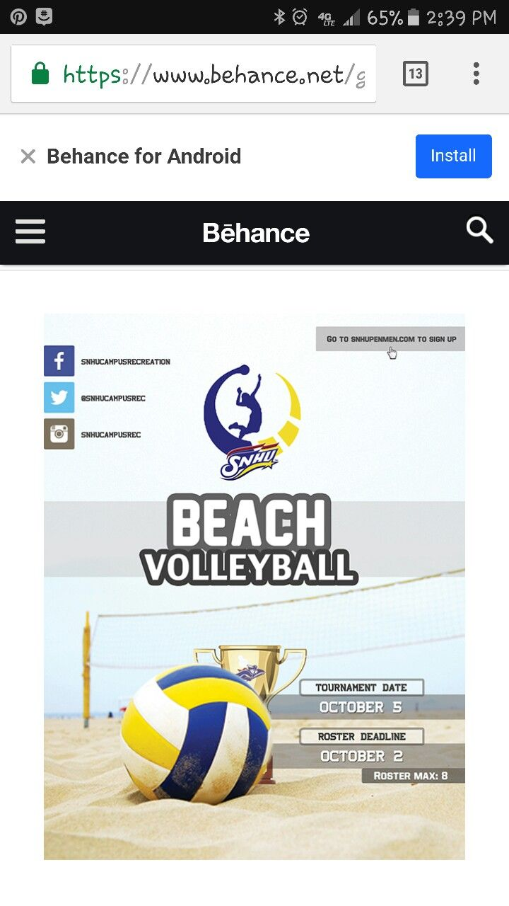 Flyer Example Volleyball Tournaments Beach Volleyball Volleyball