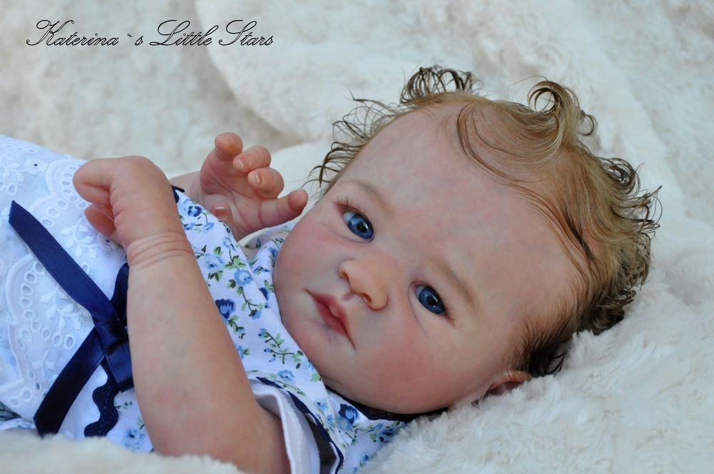 PROTOTYPE reborn baby Anouk by Heike Kolpin~Katerina`s Little Stars~IIORA~PRAISE