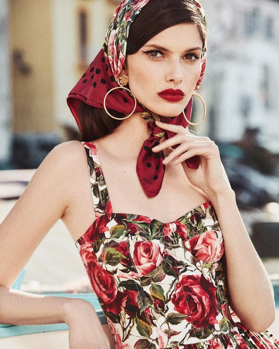 Dolce & Gabbana Reveals their Summer 2017 Ad Campaign, The