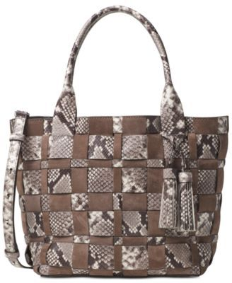 ad2df465e56b MICHAEL KORS Michael Michael Kors Vivian Medium Tote. #michaelkors #bags  #polyester #tote #leather #lining #shoulder bags #pvc #hand bags #