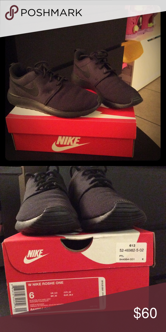 Brand new Nike kicks SIZE 6 women NEW IN BOX Brand new Nike kick they were a gift but I already have a pair of the same type of kicks NEW IN ORIGINAL PRICE WITH TAG STILL ATTACHED (size 6 woman)  :) Nike Shoes Sneakers