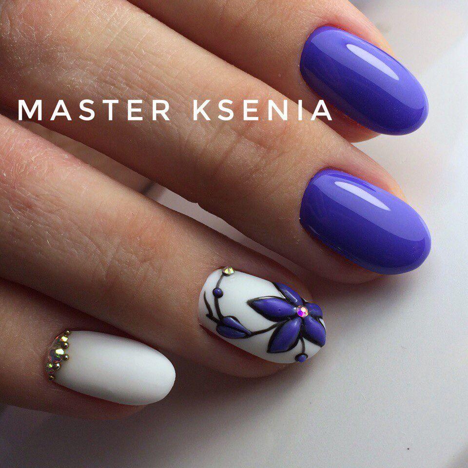 65most Eye Catching Beautiful Nail Art Ideas Nail Nail Manicure