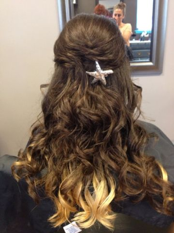 Prom Hairstyle Hairbykimberly Hair Beauty Hair Hair Styles