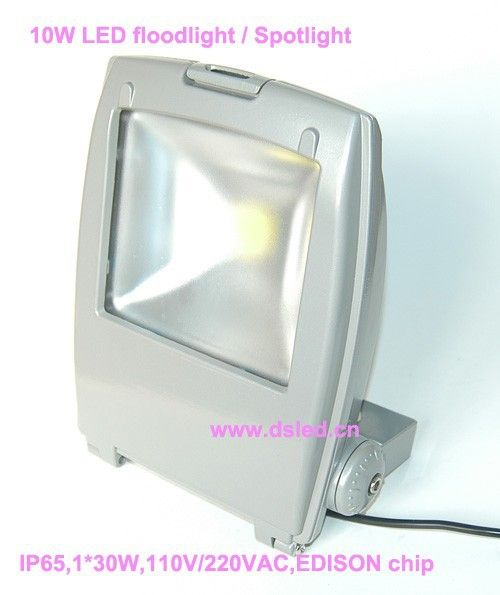 Waterproof High Power Good Quality 30w Outdoor Led Spotlight Led Projector Light 110v 220vac Ds Tn 24 30w Edis Led Projector Lights Led Spotlight Led Projector