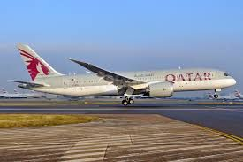 Risultati immagini per b787 dreamliner qatar
