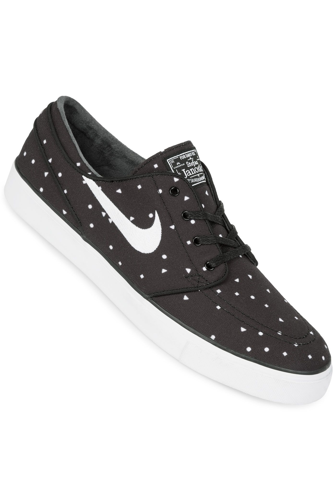 ede265d45e5022 Nike SB Zoom Stefan Janoski OG Schuh (black white gum light brown ...