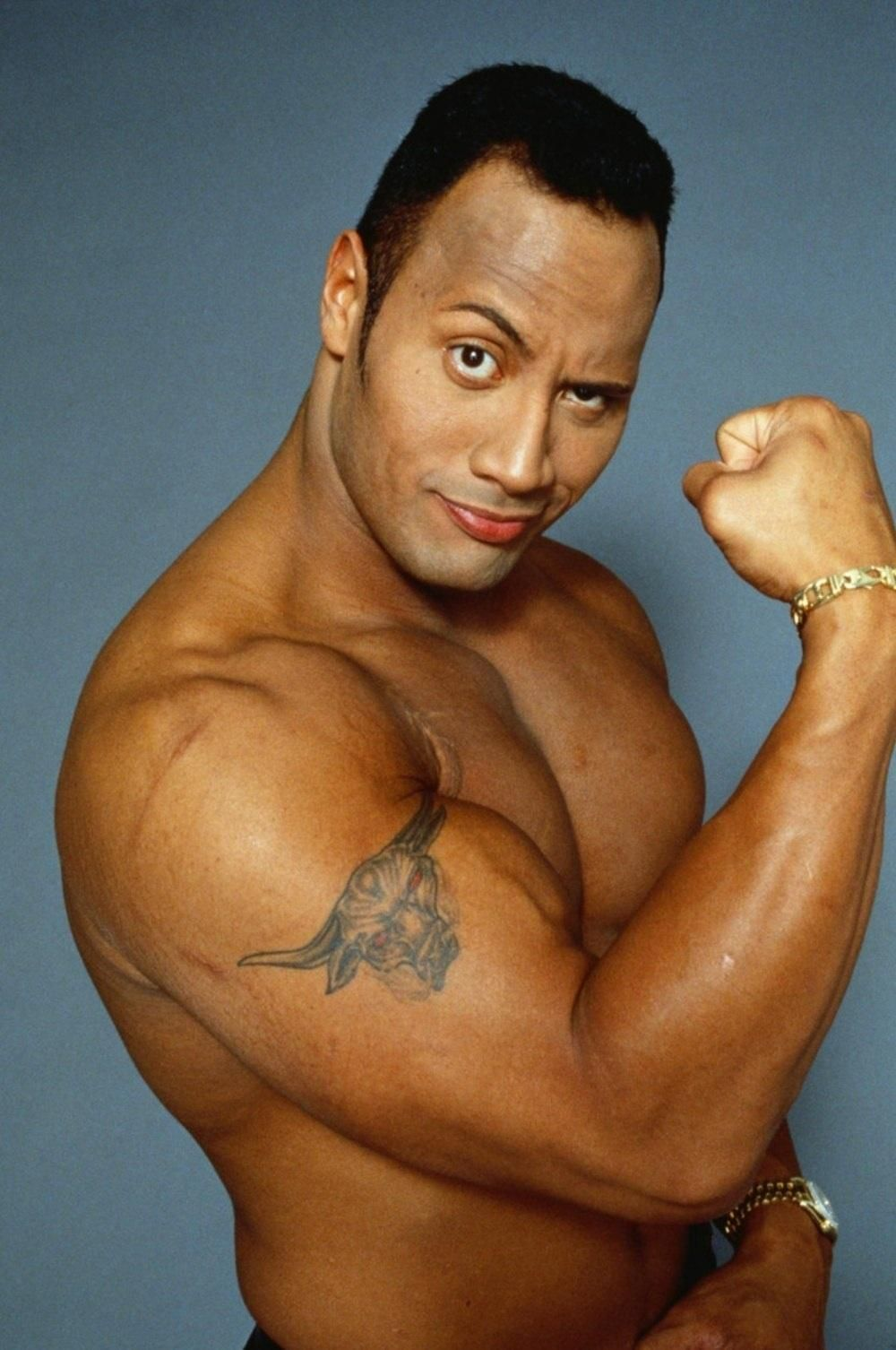 Dwayne The Rock Johnson This Man Is One Of The Reasons