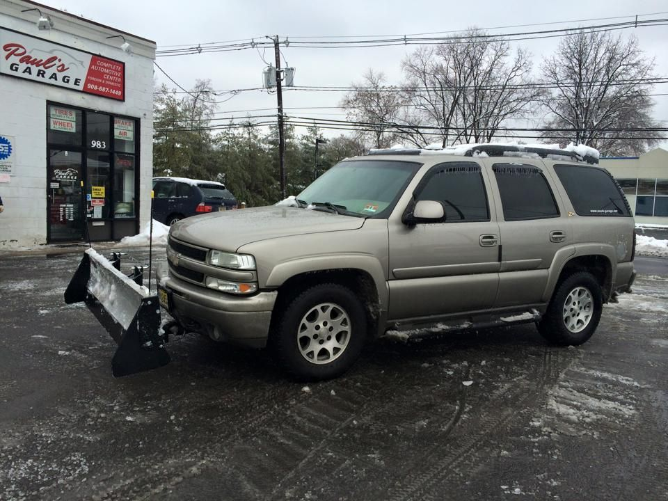 Paul C. sent us this shot of his Chevrolet Tahoe with our
