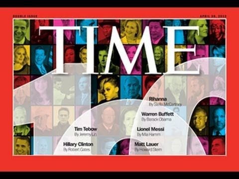 Time's 100 Influential People