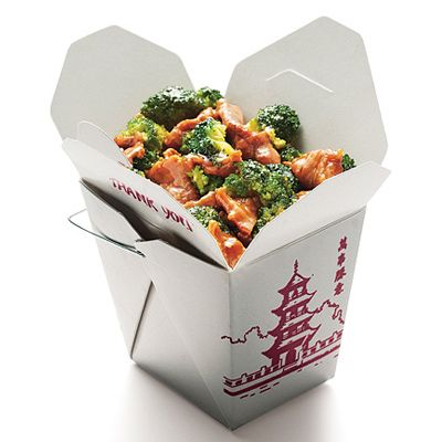 Best diet chinese food option