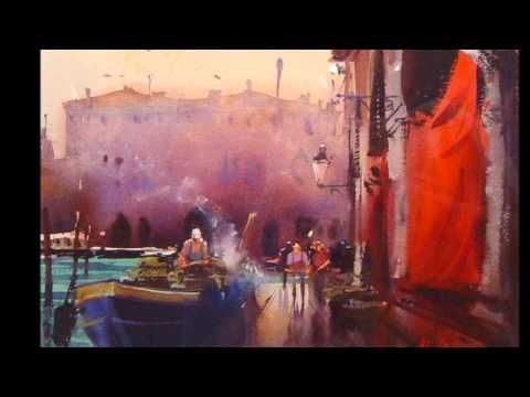 New Watercolour Painting Download Demo By Alvaro Castagnet Rainy