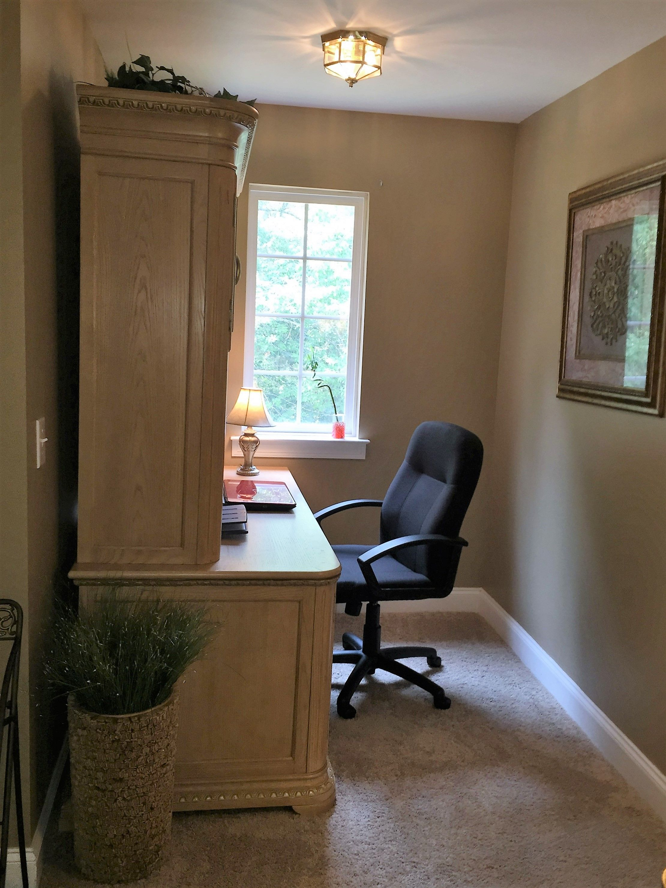quiet office in back quiet office home decor home on smart corner home office ideas id=77669