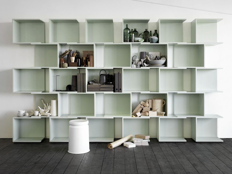 modular bookshelf west elm industrial o rustic products