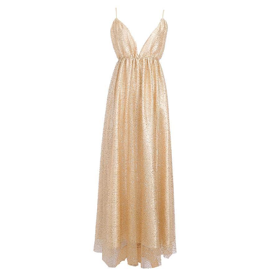 0a8398912d1 Sexy Elegant Lace Sleeveless Maxi Dress – Bellalike