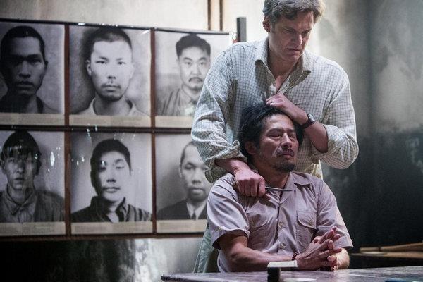 """The Railway Man"" - Colin Firth and Hiroyuki Sanada"