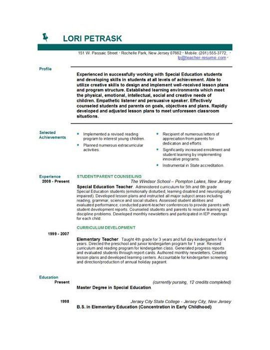 resume objective sample job make teacher manager examples school - resume manager examples