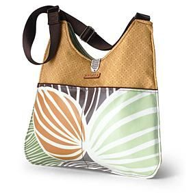 Nixon Leaf in Grass & Butterscotch Handbag. Really like all of these bags!