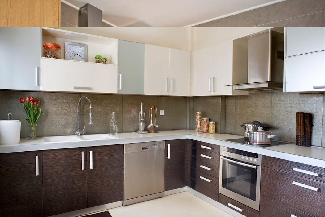 Cocina 4 Homify Cocinas Modernas Homify Decoracion De Cocina Moderna Remodelacion De Cocinas Decoracion De Cocina