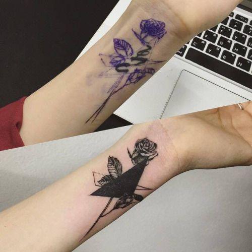 Cutelittletattoos Inner Wrist Tattoos Wrist Tattoo Cover Up Flower Wrist Tattoos