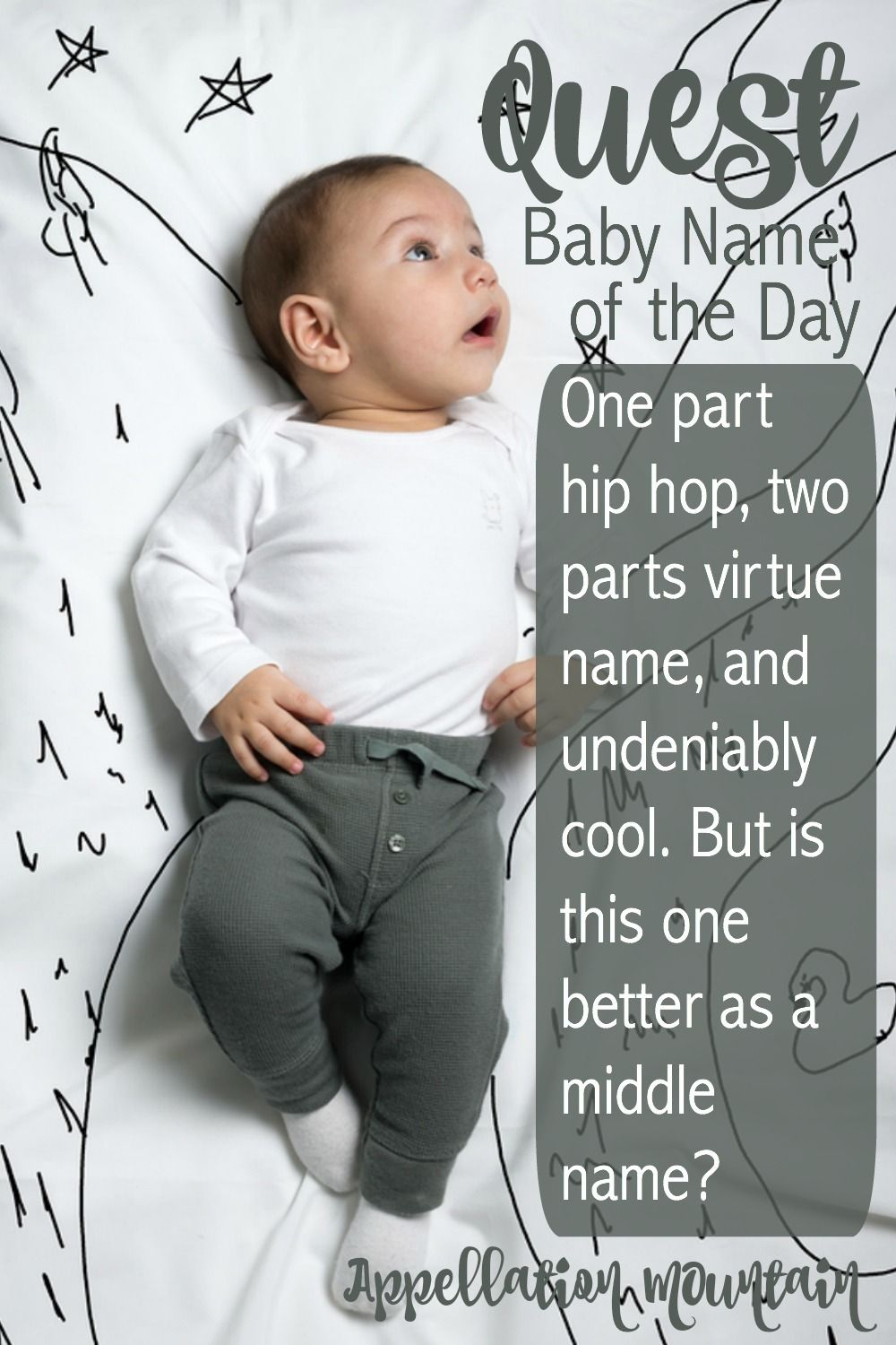 Looking For A Cool Unexpected Middle Name Your New Baby Love The Initial