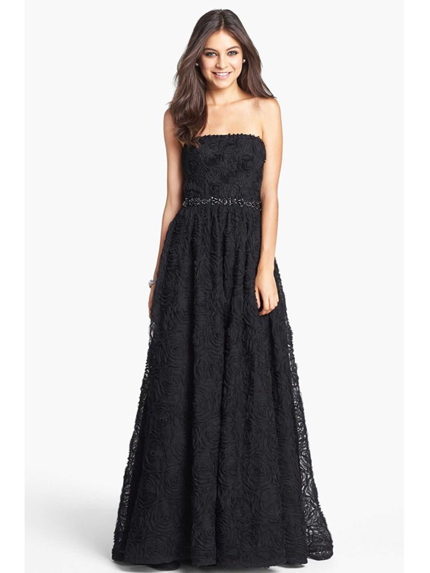 edgy black prom dresses guaranteed to make you stand out black