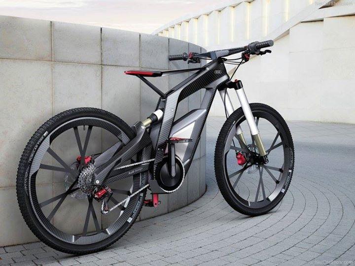 Audi Bike Boystoys Sepeda Mobil Kendaraan