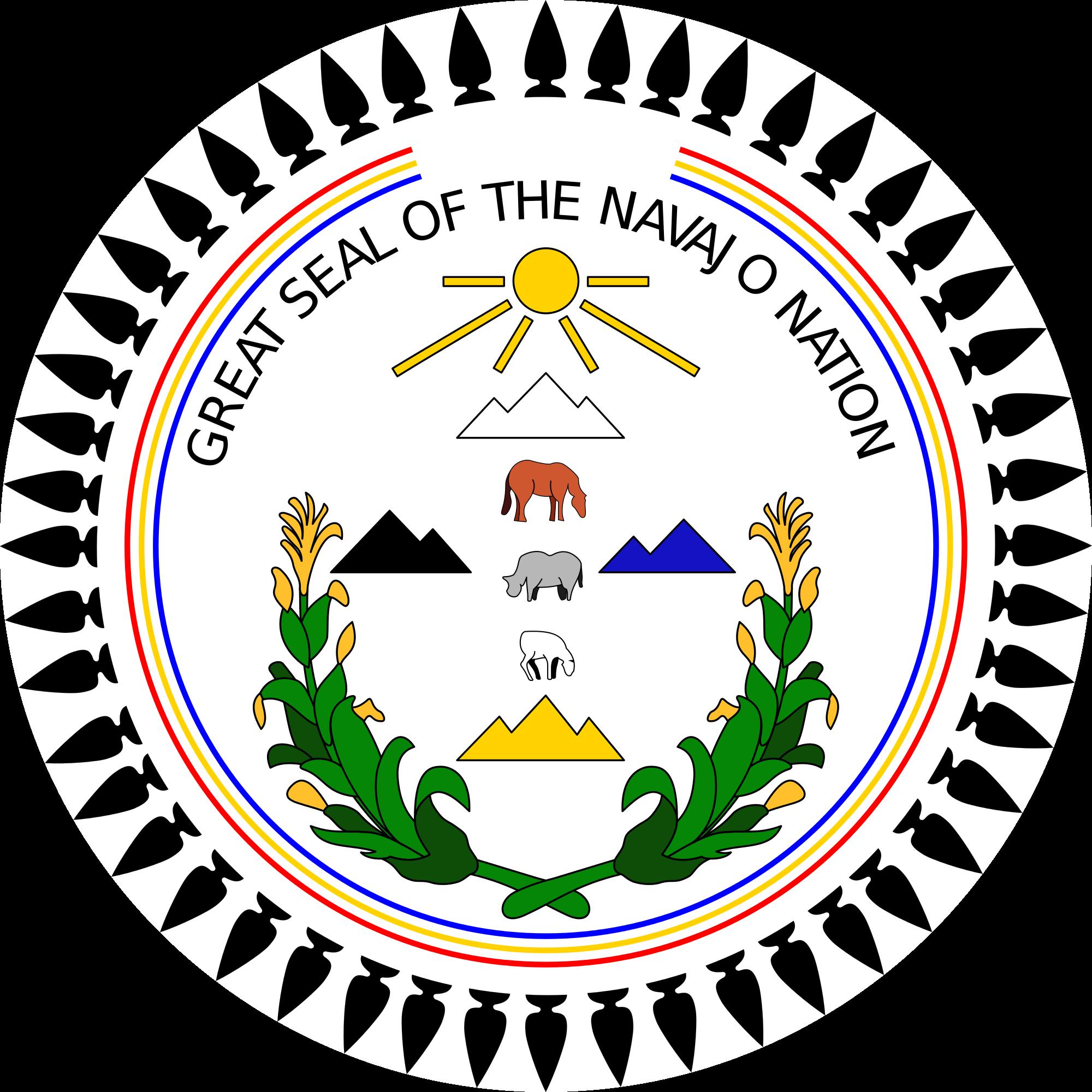 NAVAJO Navajo, Stemma, Crimine