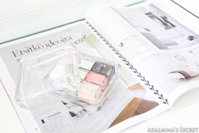 Dior Nailpolish - Adalmina's Secret | Divaaniblogit