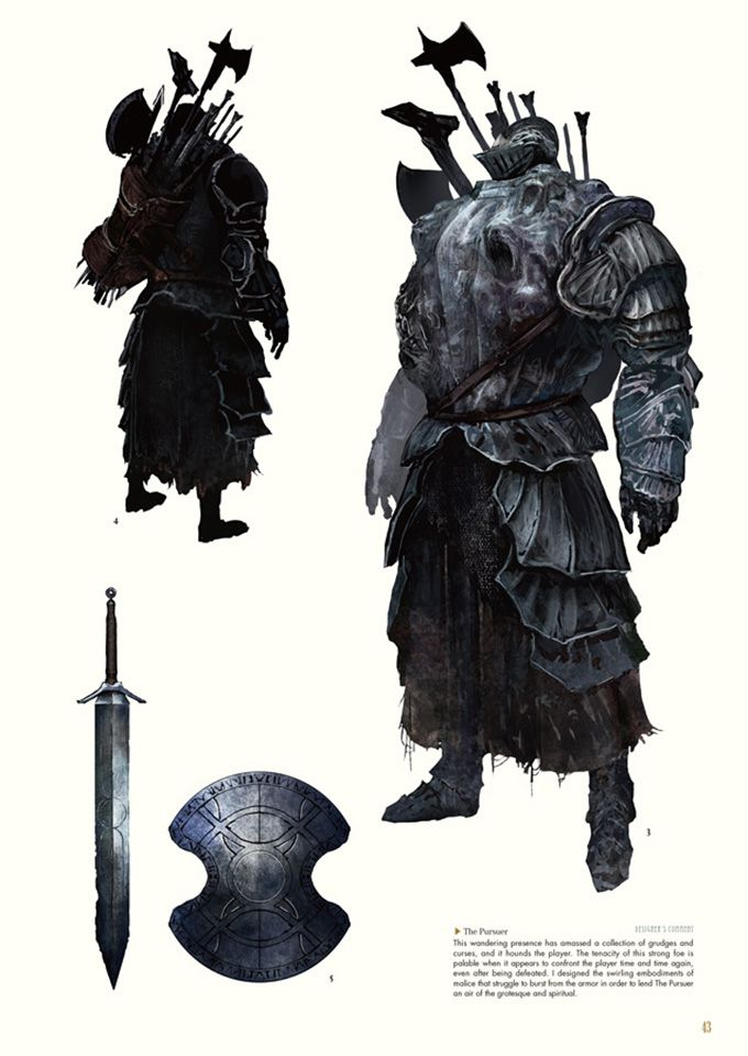 Exploring Character Design Pdf : Dark souls ii design works art book g � bel