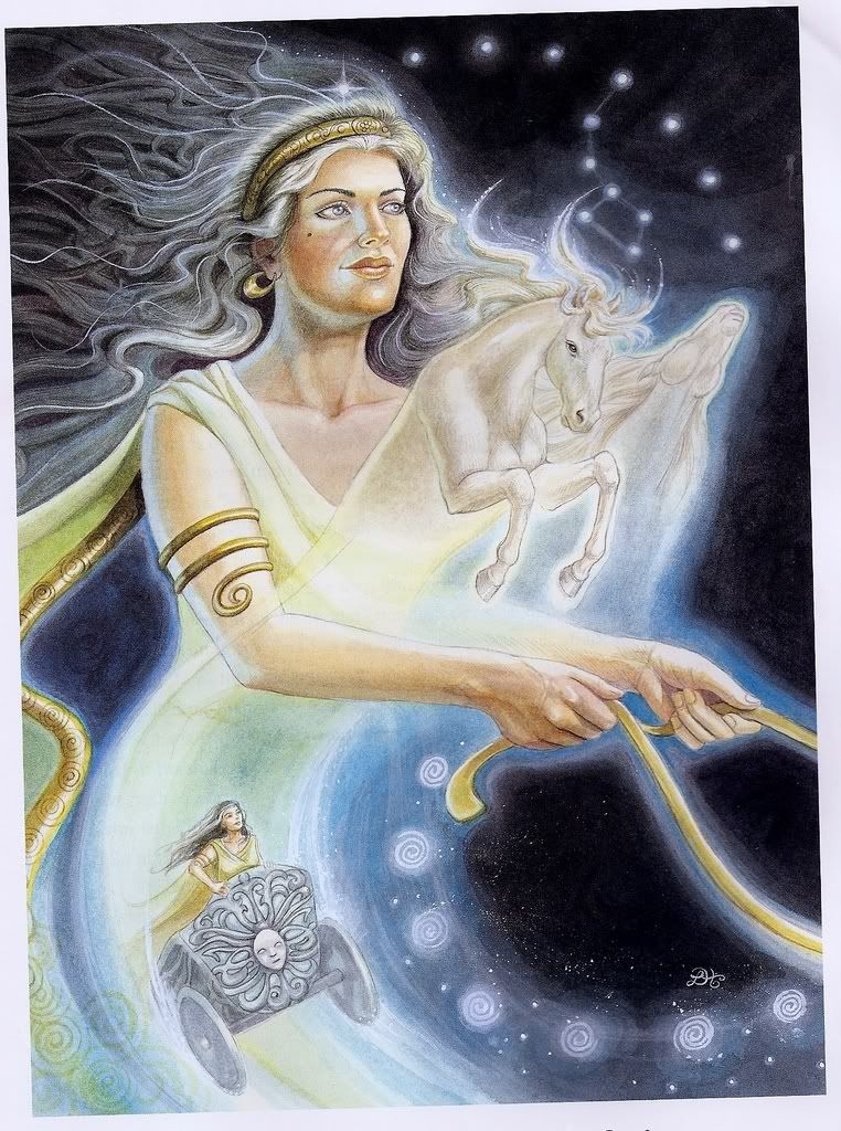 Luna      Last of the Pagan Goddesses