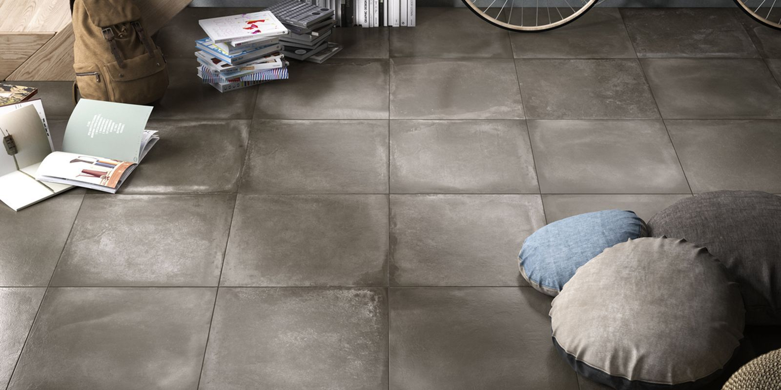 Tiles riverside living moderne ceramic grs crame am riverside cooperativa ceramica imola produces floor and wall coverings in porcelain stoneware suitable for both interior and exterior for residential and commercial dailygadgetfo Choice Image