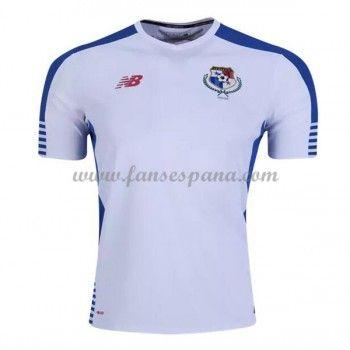 Camisetas De Futbol Selección Panamá Copa Mundial 2018 Segunda Equipación 4a76c51283423