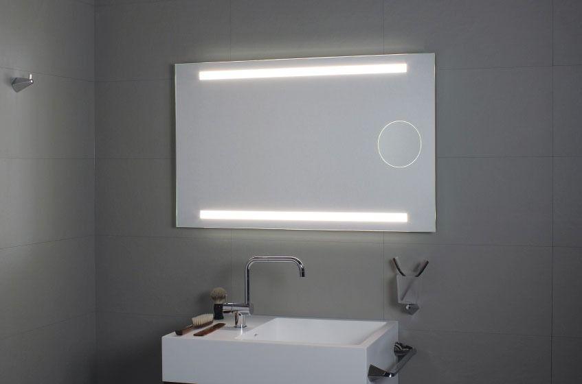 Welches Licht Ist Ideal Fur Einen Badezimmerspiegel
