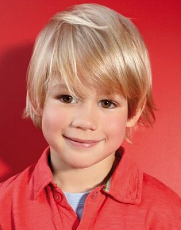 The Most Common Options for Boys Haircuts Comfortable Little Boy