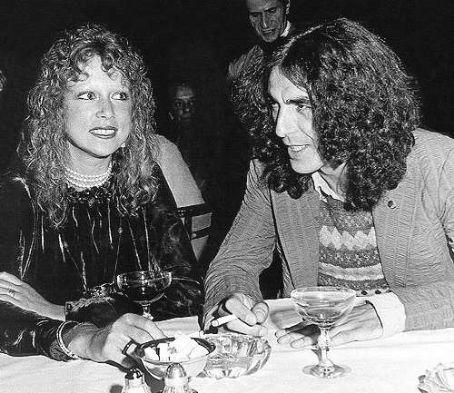Pattie George In 1973